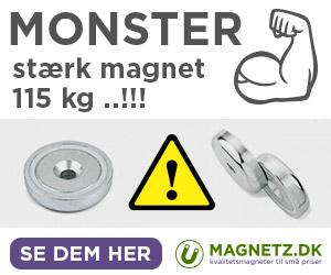 Magnetz 115 kg