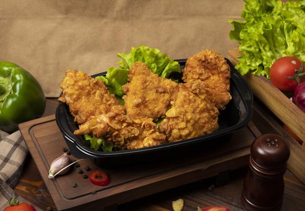 Paneret Kylling - Hvad er underdogs